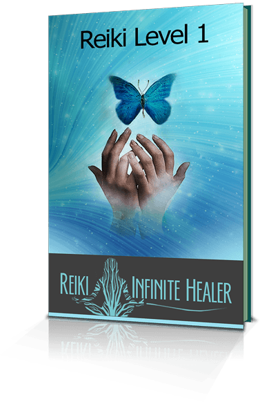 Reiki level 1 book
