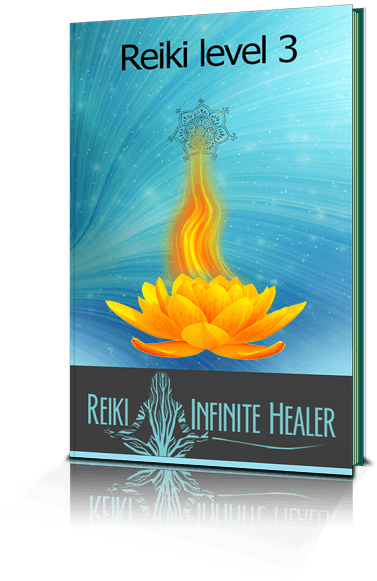 Reiki level 3 book