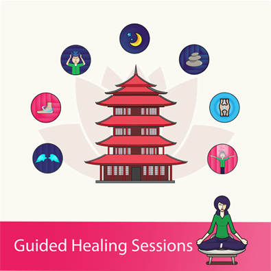 Guided Healing Sessions
