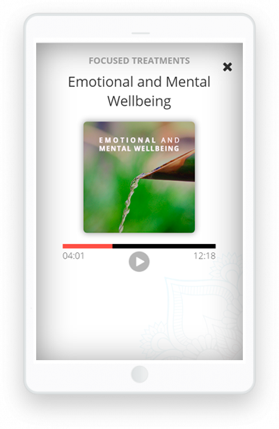 Emotional & Mental Healing Session Mobile Screenshot
